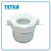 Acople adaptador para sifón para lavabo