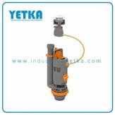 Válvula de descarga WATERFALL Dual Flush