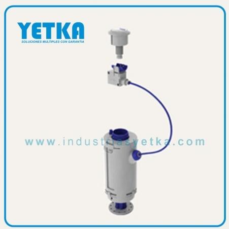 Válvula de descarga Recambio Dual Flush  Universal