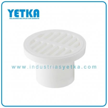 Rejilla PVC tradicional 50mm